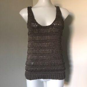 Philosophy | Crocheted sweater vest | Cream | XS